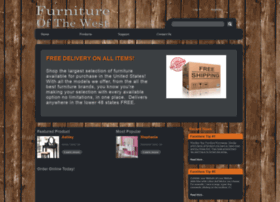 furnitureofthewest.com