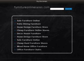 furnitureonlinesales.com