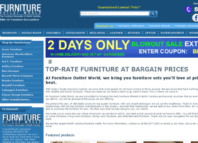 furnitureoutletworld.com