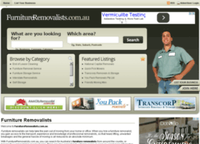furnitureremovalists.com.au
