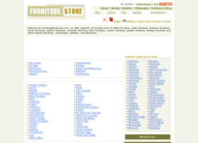 furniturestorelinks.com