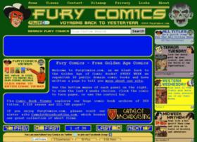 furycomics.com
