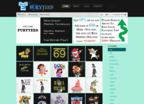 furytees.com
