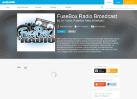fuseboxradio.podomatic.com