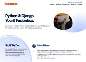 fusionbox.com