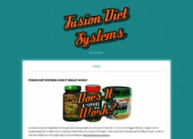 fusiondietsystems.com