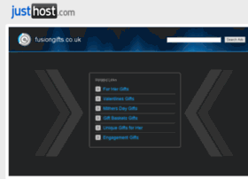 fusiongifts.co.uk