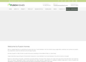 fusionhomes.in