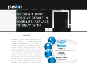 fusiontechware.com