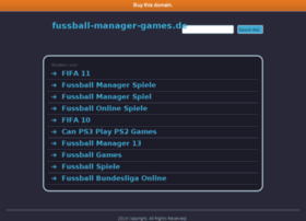 fussball-manager-games.de
