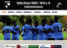fussball.tura-elsen.de
