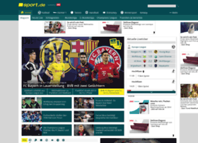 fussballdaten.sport.de