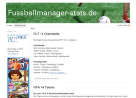 fussballmanager-stats.de