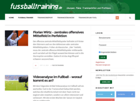 fussballtraining.de