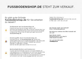 fussbodenshop.de