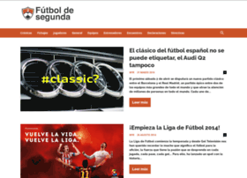 futboldesegunda.com