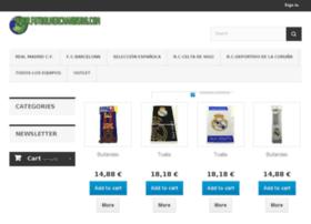 futbolmerchandising.com