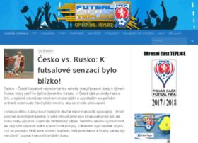 futsalteplice.cz