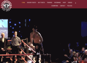 futureshockwrestling.co.uk