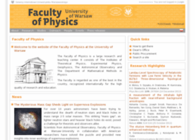 fuw.edu.pl