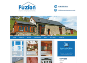 fuzionhomeimprovements.co.uk