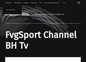 fvgsportchannel.com