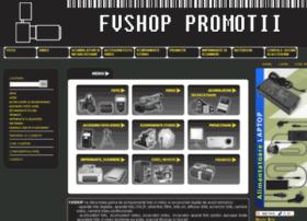 fvshop.ro info. Fvshop - Accesorii ipod, camera video, laptop