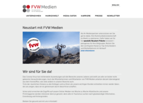 fvw-mediengruppe.de
