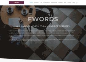 fwords.co.uk
