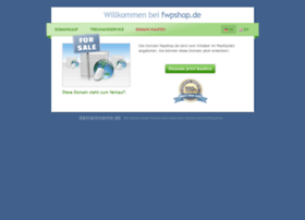 fwpshop.de