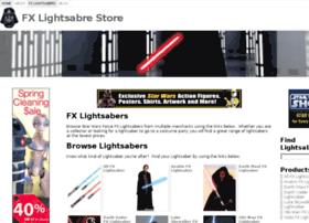 fxlightsaberstore.com