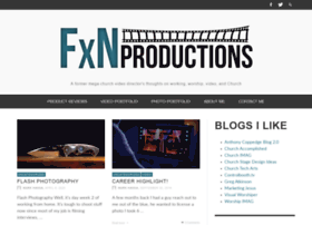 fxnproductions.com