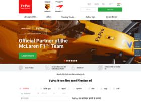 fxpro-india.com