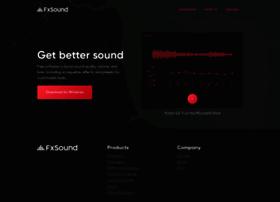 fxsound.com