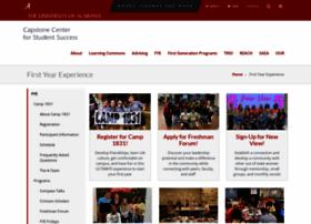 fye.ua.edu