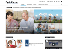 fysioforum.nl