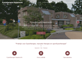 fysiotherapie-haastrecht.nl