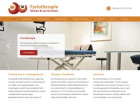 fysiotherapiedemanvangrinsven.nl