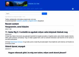 fzolee.hu