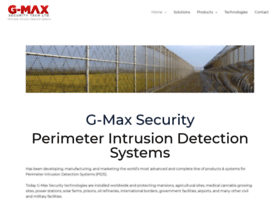 g-max-security.com