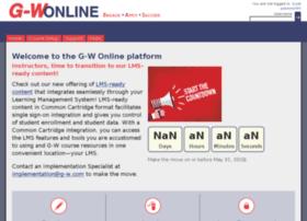 g-wonline.com