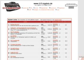 g15-applets.de