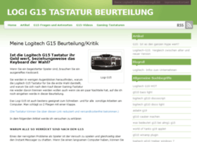 g15-tastatur.de