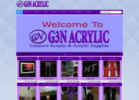 g3nacrylic.com
