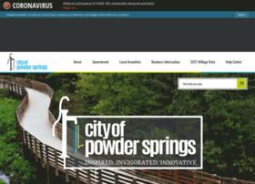 ga-powdersprings.civicplus.com