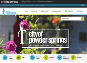 ga-powdersprings2.civicplus.com