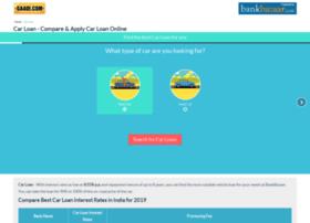 gaadi.bankbazaar.com