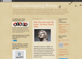gabesfascinatingstories.blogspot.com