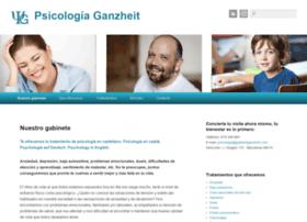 gabinetganzheit.com