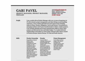 gabipavel.info